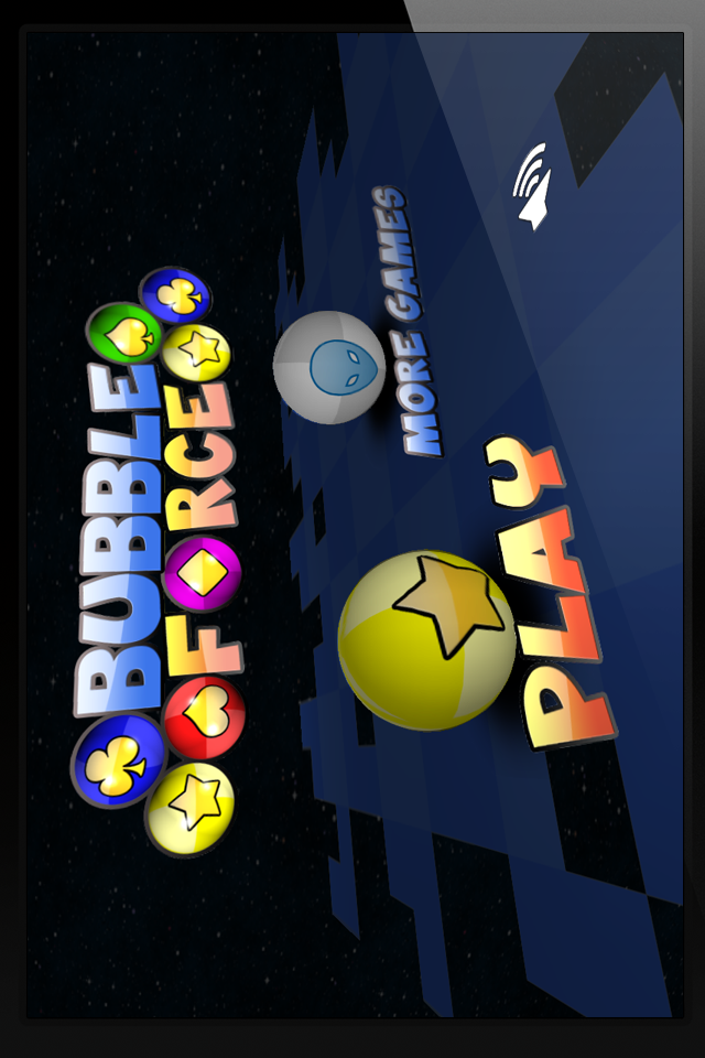 Screenshot Bubble Force: The Physics Bubble Shooter Game FREE